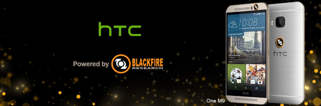 Blackfire Launches on the New HTC One M9