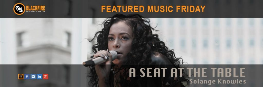 Featured Music Friday: A Seat at the Table