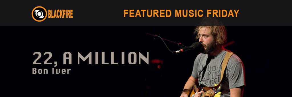 "Music Review: Bon Iver, ""22, A Million"""