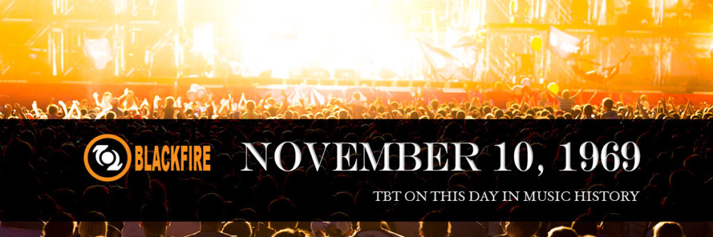 On this Day in Music History: November 17, 1974