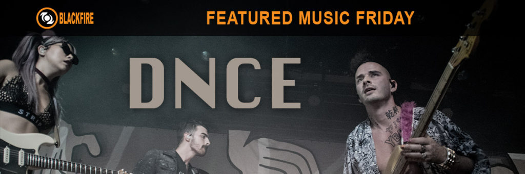 Featured Music Friday: DNCE