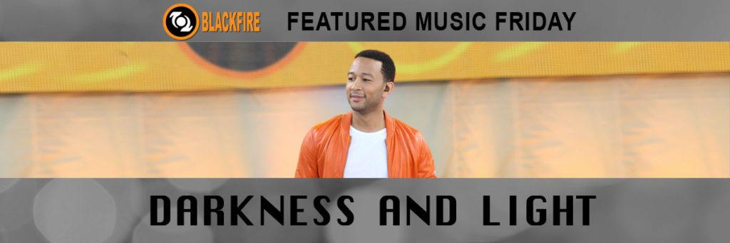 "Music Review: John Legend, ""Darkness and Light"""