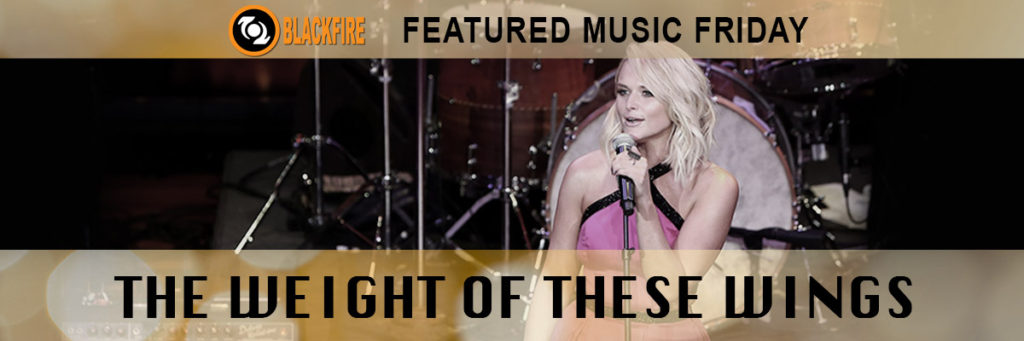"Music Review: Miranda Lambert, ""The Weight of These Wings"""