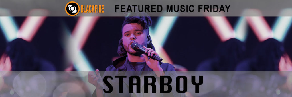 Featured Music Friday: Starboy