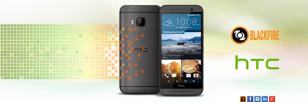 Powered by Blackfire: The HTC One M9