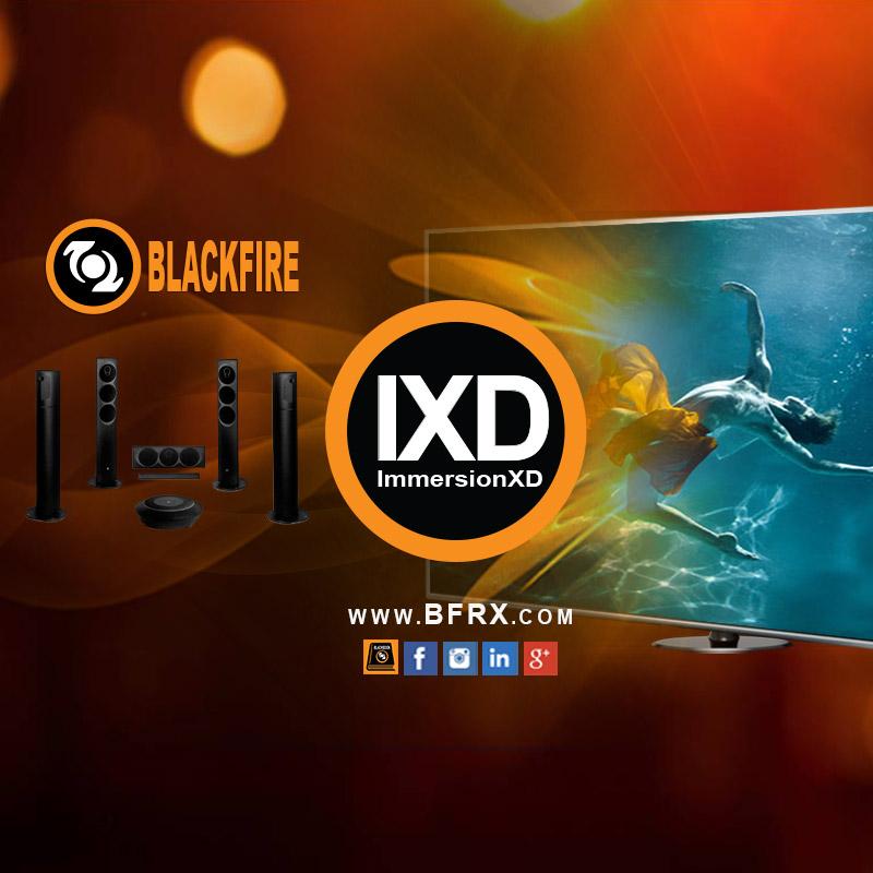 Blackfire IXD