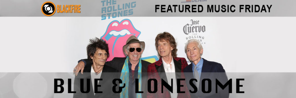 Featured Music Friday: Blue & Lonesome