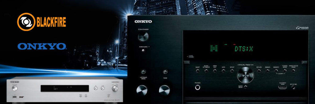 Onkyo Releases FireConnect Wireless Protocol