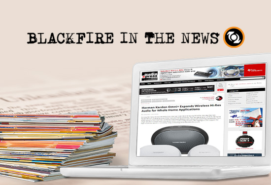 Blackfire in the News