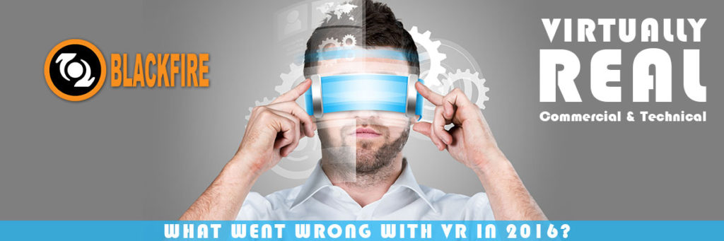 Virtually Real Part II: Fixing VR in 2017