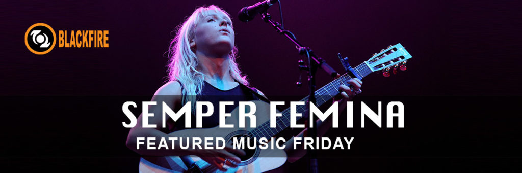 "Music Review: Laura Marling, ""Semper Femina"""