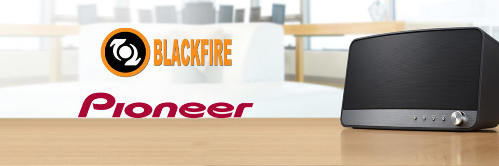 Pioneer Releases Wireless Speaker Featuring Chromecast and Blackfire Fireconnect