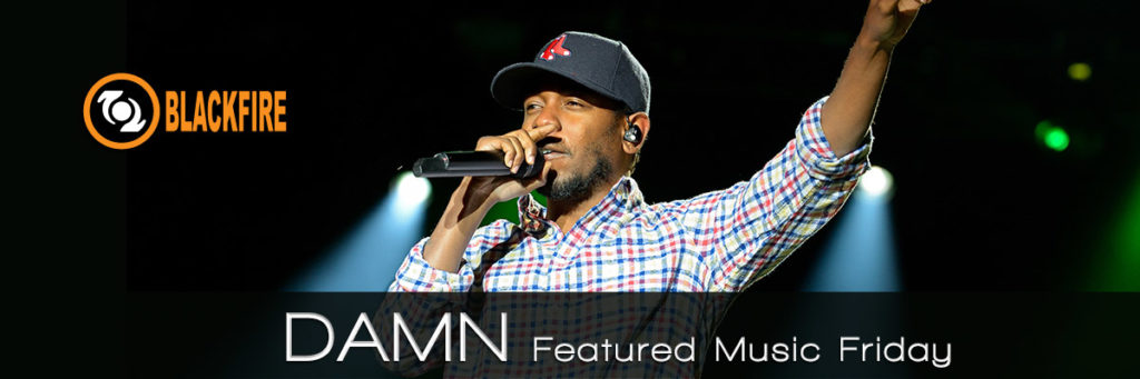 "Music Review: Kendrick Lamar, ""DAMN."""