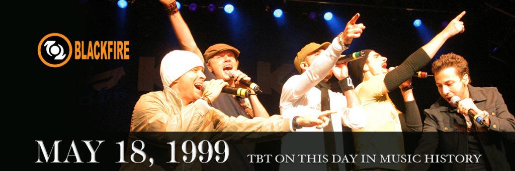 """Throwback Thursday: Backstreet Boys, """"Millennium"""""""