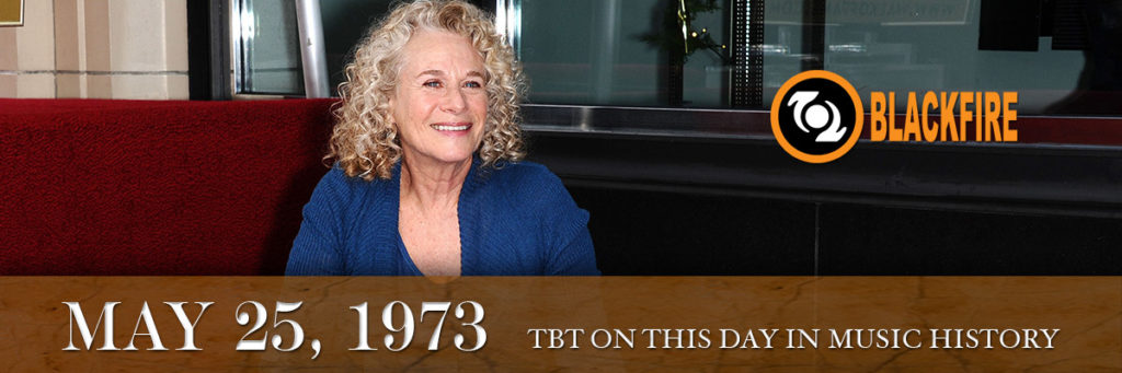 Throwback Thursday: Carole King, Live in Central Park