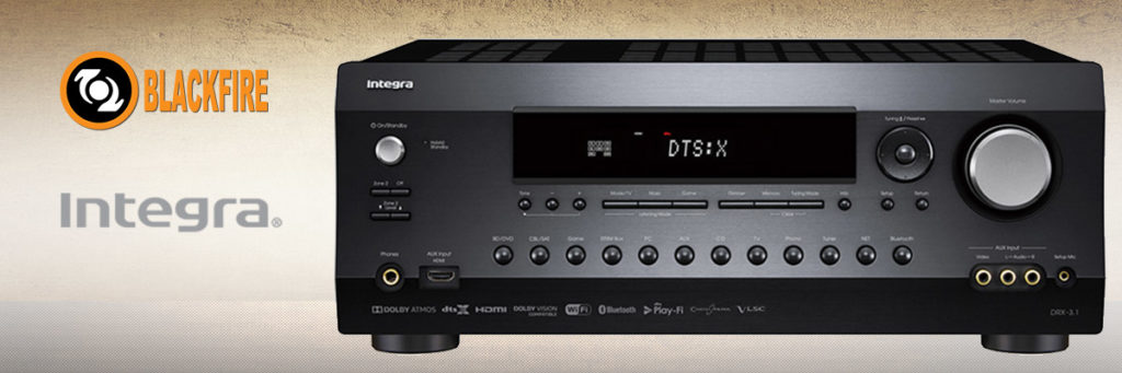Integra Announces DRX-3.1 & DRX 2.1 Receivers with FireConnect