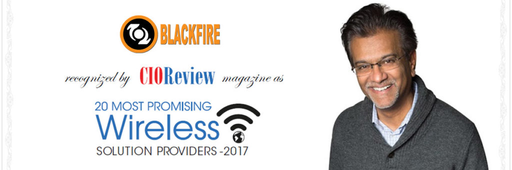 Blackfire Research Offers a Promising Solution for Wireless Woes
