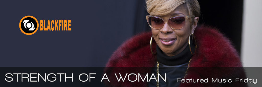 "Music Review: Mary J. Blige, ""Strength of a Woman"""
