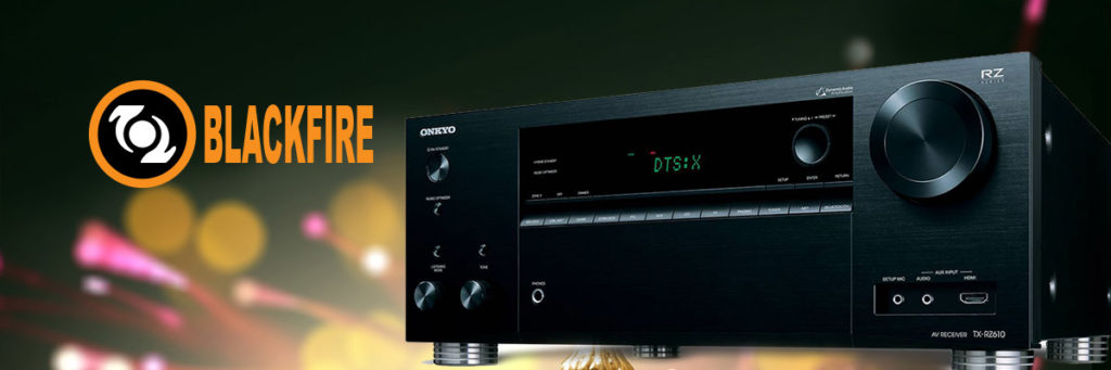 "Onkyo TX-RZ610 with FireConnect named ""Top Pick"": Sound & Vision"