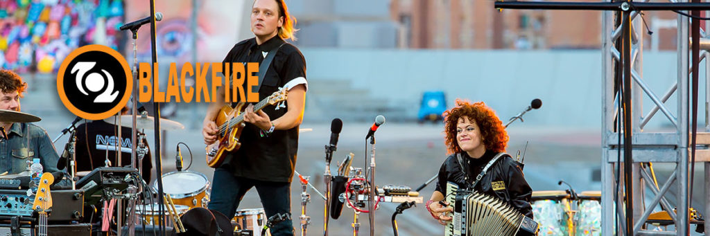 "Music Review: Arcade Fire, ""Everything Now"""